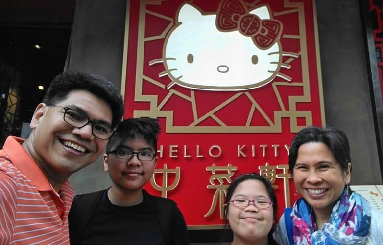 Hello Kitty ChineseRestaurant