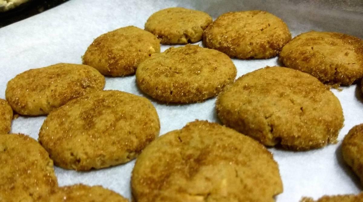 Best (Vegan) Peanut Butter CookiesEver!