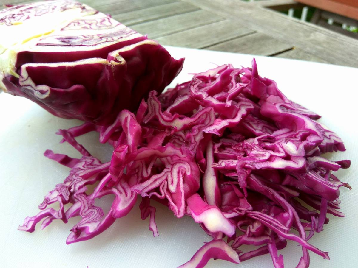 Fun with Purple-ish Fruits &Vegetables