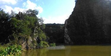"""Little Guilin"", Bukit Batok Town Park"