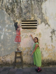 """""""Girl"""" by Ernest Zacharevic"""
