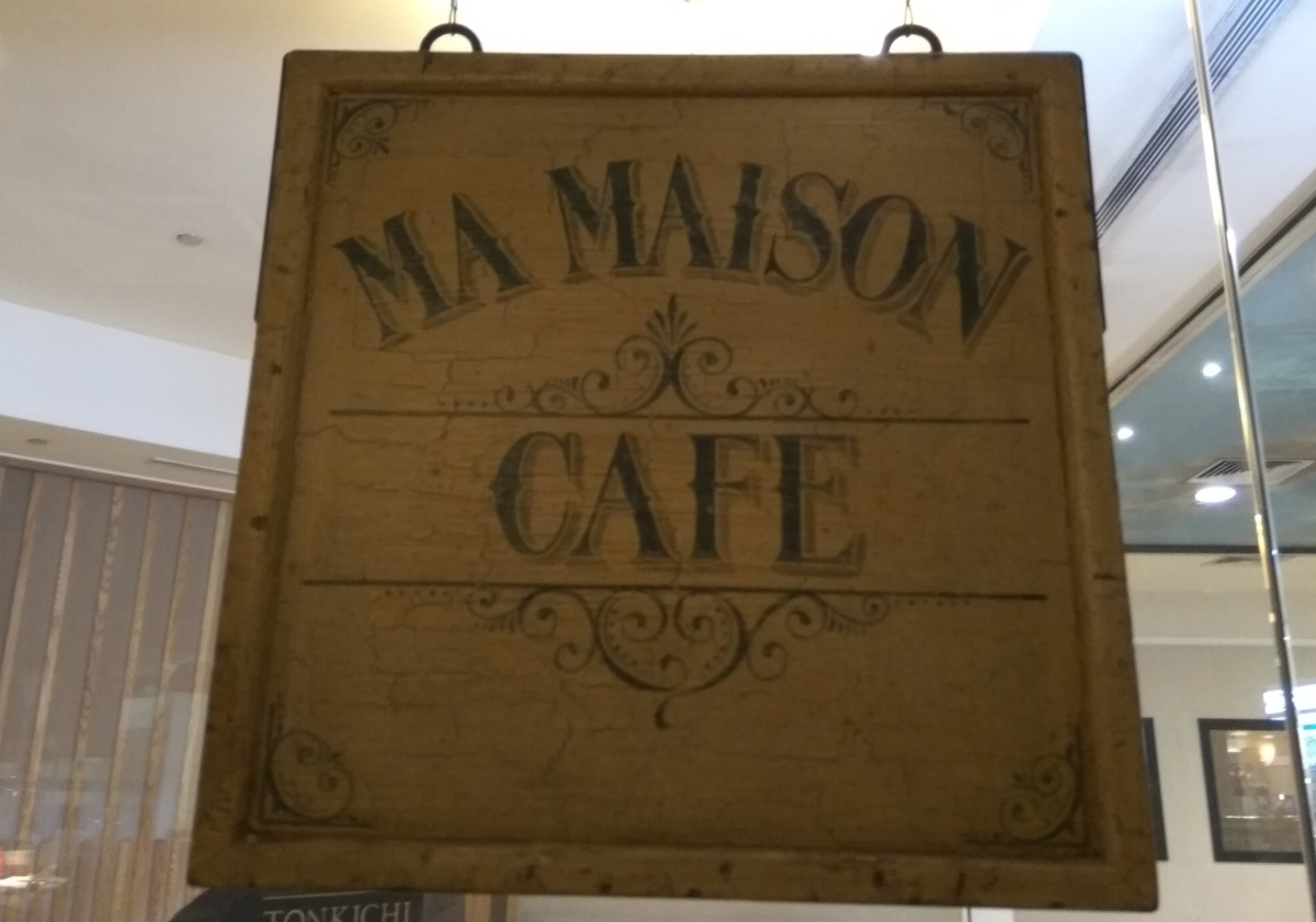 Ma Maison Cafe: a Devadason Food Adventure