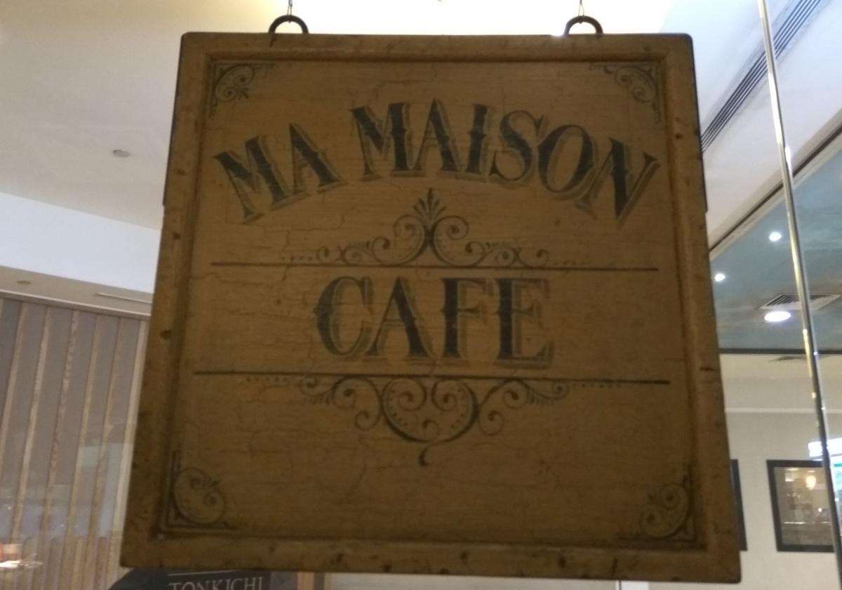 Ma Maison Cafe: a Devadason Food Adventure