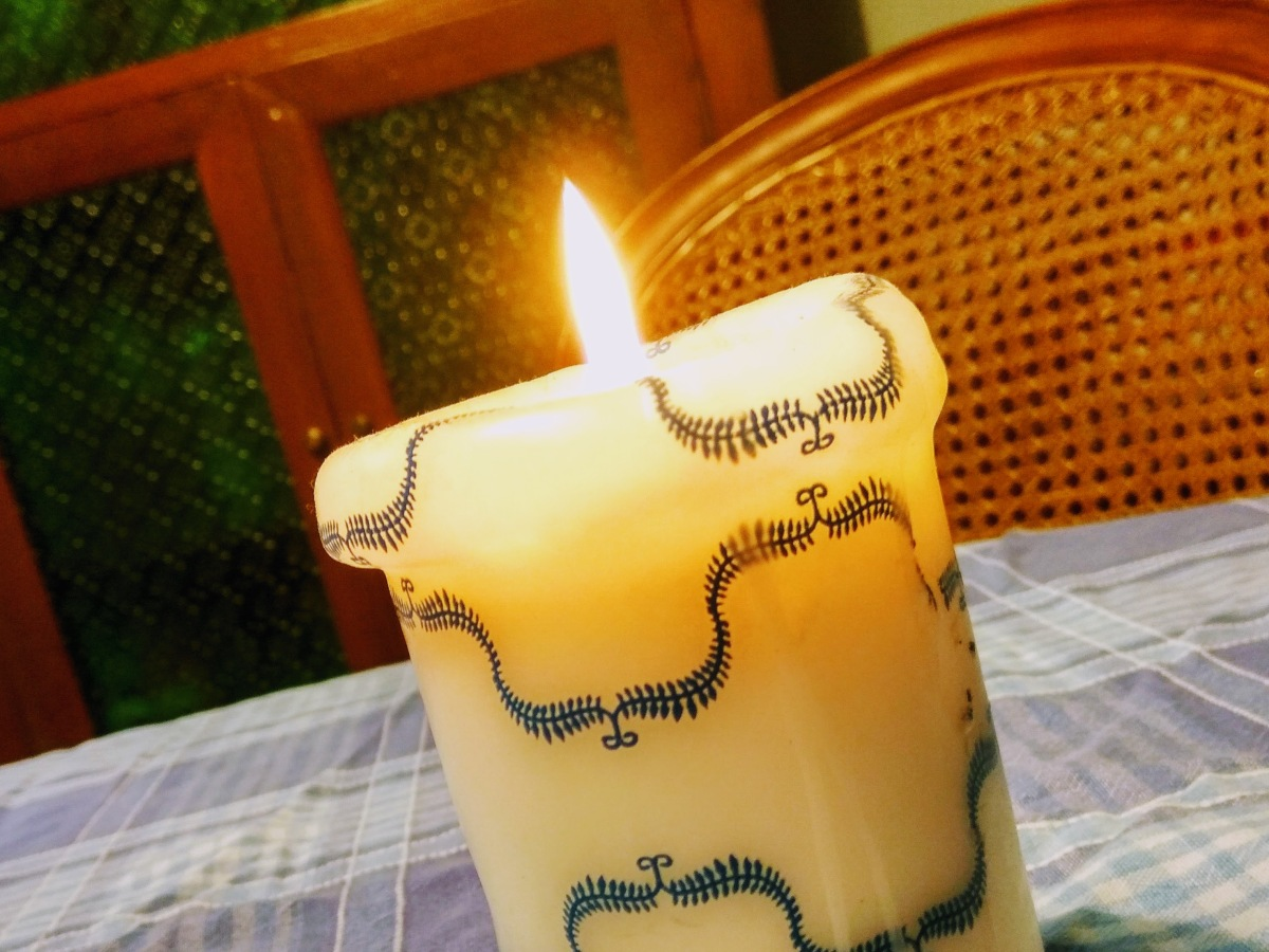 Light one candle for Hope
