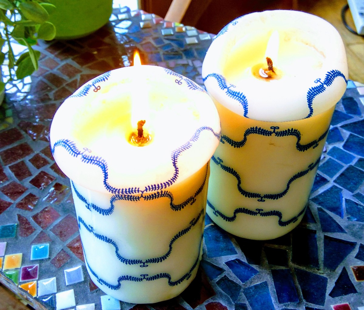 Light one candle forPeace
