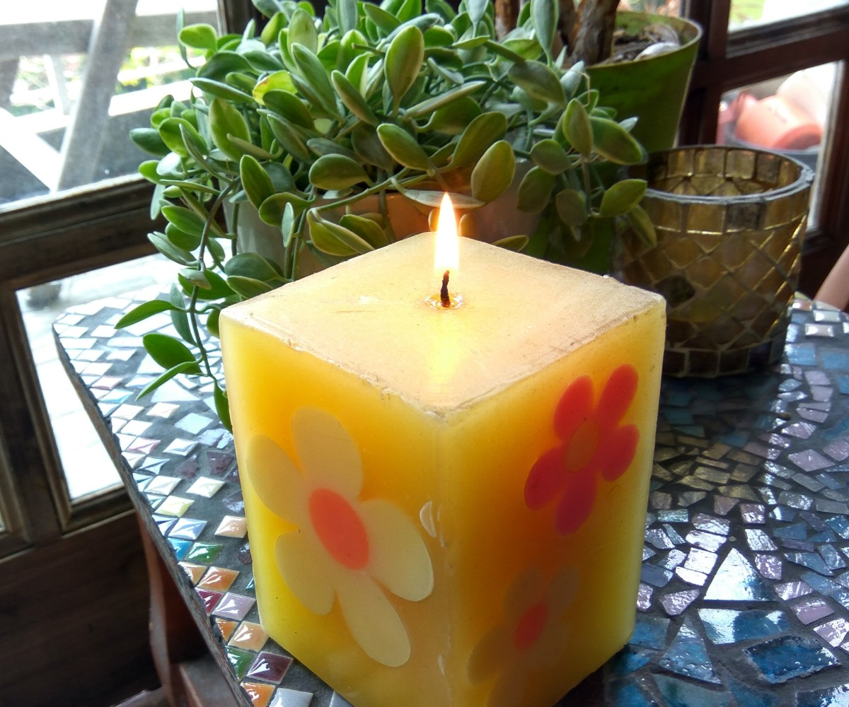Light one candle forJoy