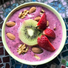 Smoothie Bowls: my new favourite thing