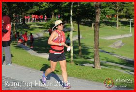 Run for Inclusion: Running Hour