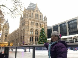 Natural History Museum, London 26 Nov 18