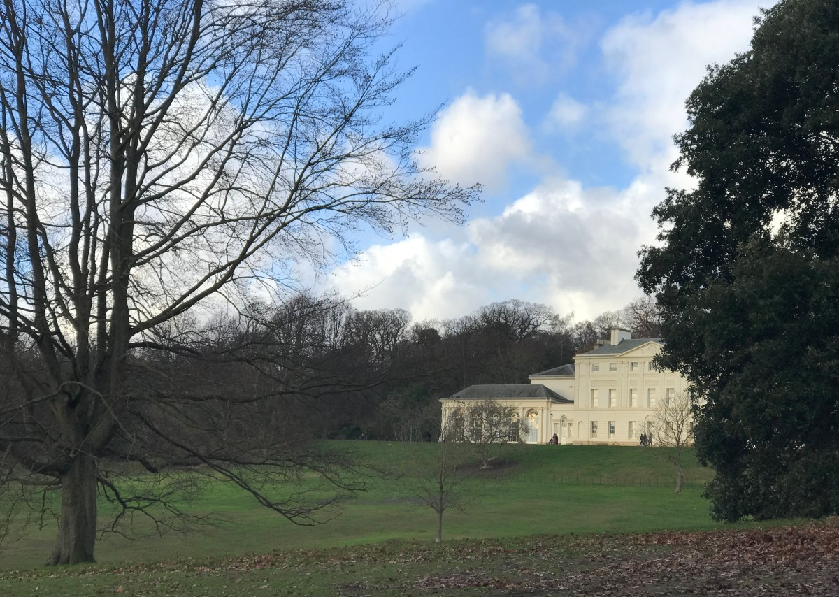 Finding  Treasure: Kenwood House