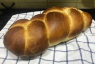 My first Challah