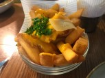 Truffle Cheese Fries (Gourmet Burger Kitchen)