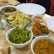 Indian basics (Indian YMCA canteen)
