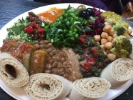 Vegan Ethiopian (Brick Lane)