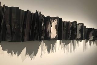 Blotting the Ledge (2013) by Shubigi Rao, Inked books and fudged ledgers