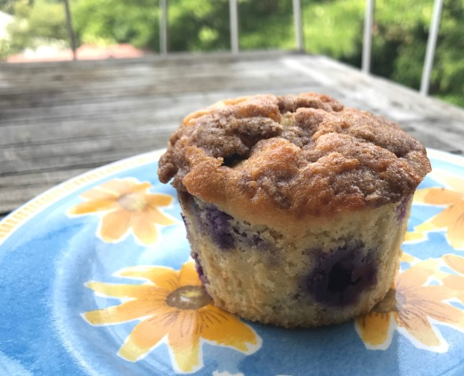 Best Blueberry Muffins Ever!