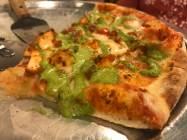 Peruvian Pizza (Michaelangelos, Ipoh)