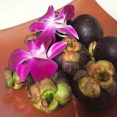 Mangosteens in season!