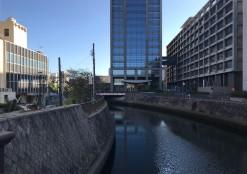 Along the Miyako River