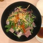 Sashimi Salad: Gen-chan