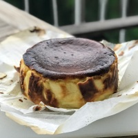 Satisfying Experiments: Basque Burnt Cheesecake